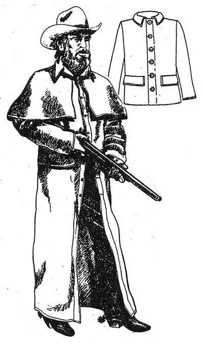 Range Coat