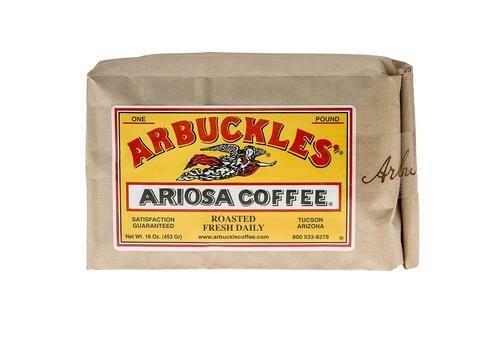 Arbuckles' Ariosa Coffee