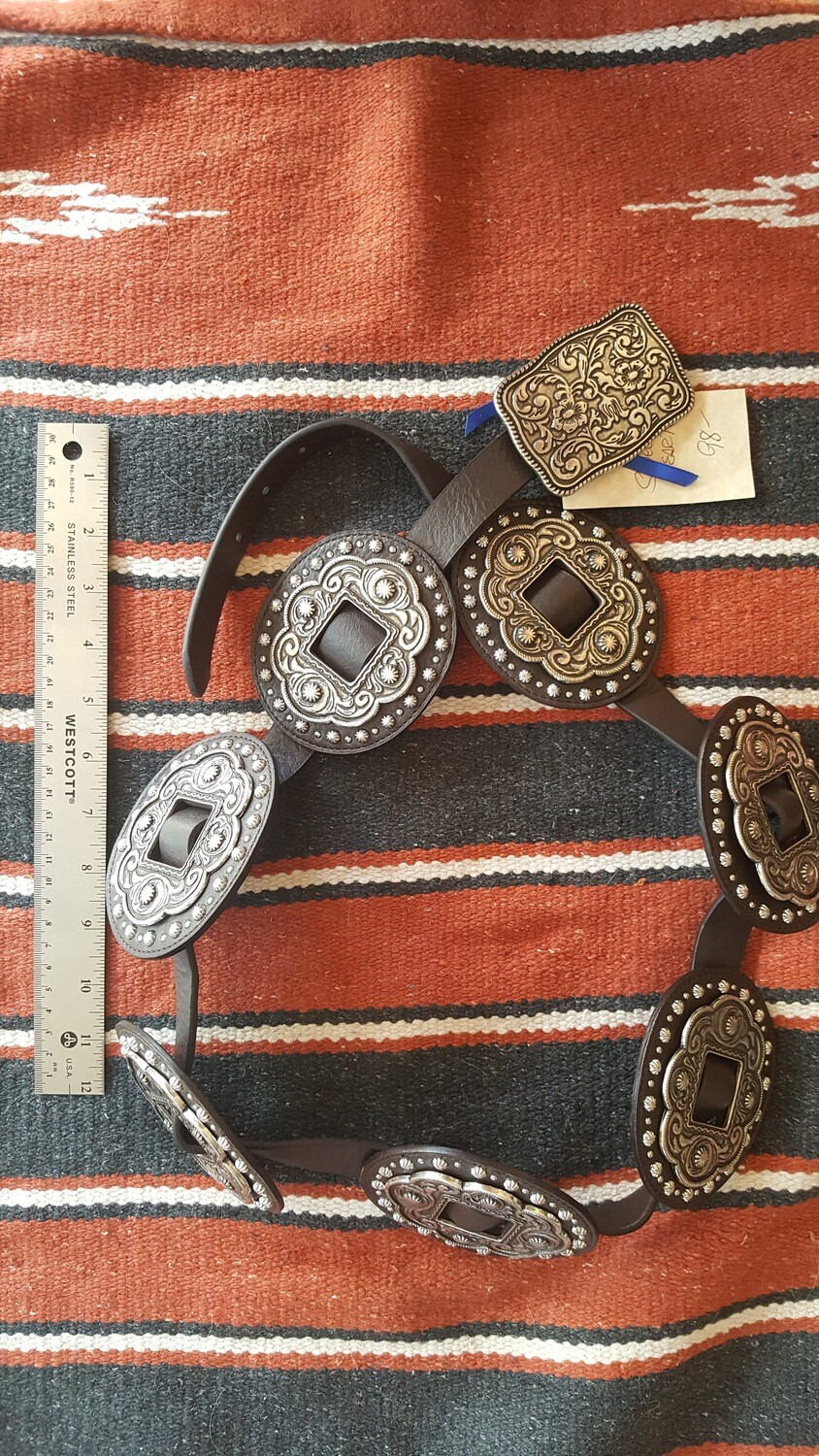 Concho Belt SWEETHEART