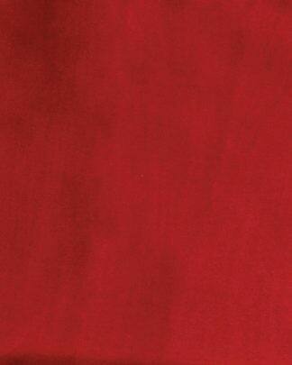Red Solid Silk Scarf