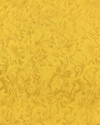 Yellow Jacquard