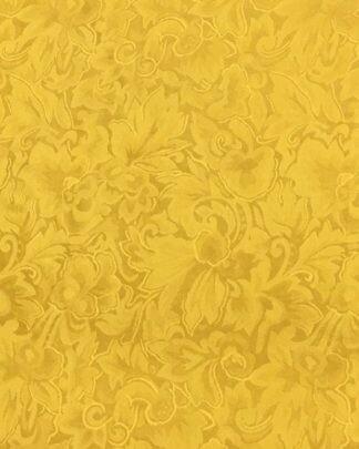 Yellow Jacquard