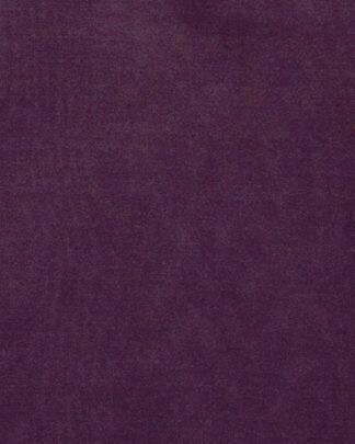 Plum Solid Silk Scarf