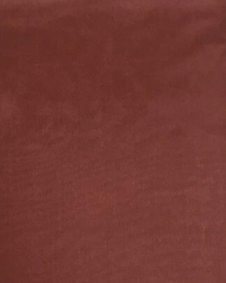 Cranberry Solid Silk Scarf