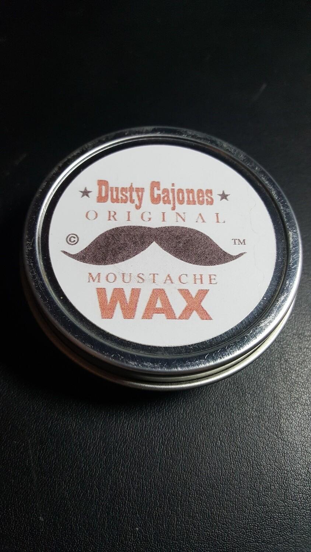 Dusty Cajones Original Mustache Wax