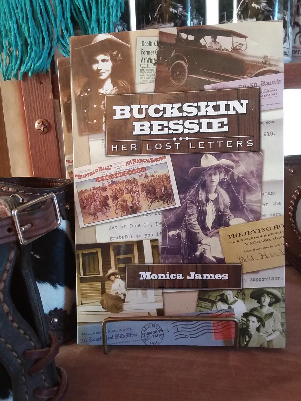 Buckskin Bessie - Her Lost Letters