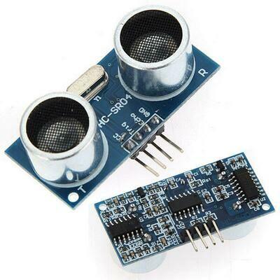Ultrasonic HC-SR04 for Arduino