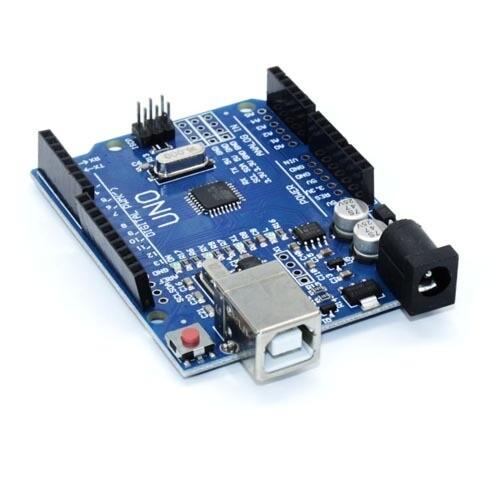 Arduino UNO R3 Compatible + Free USB Cable