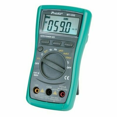 Output Digital Multimeter
