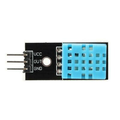 DHT11 Humidity and Temperature Sensor Module for Arduino