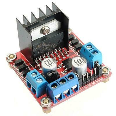 L298N Motor Driver (2Amp 7V-30V ) for Arduino