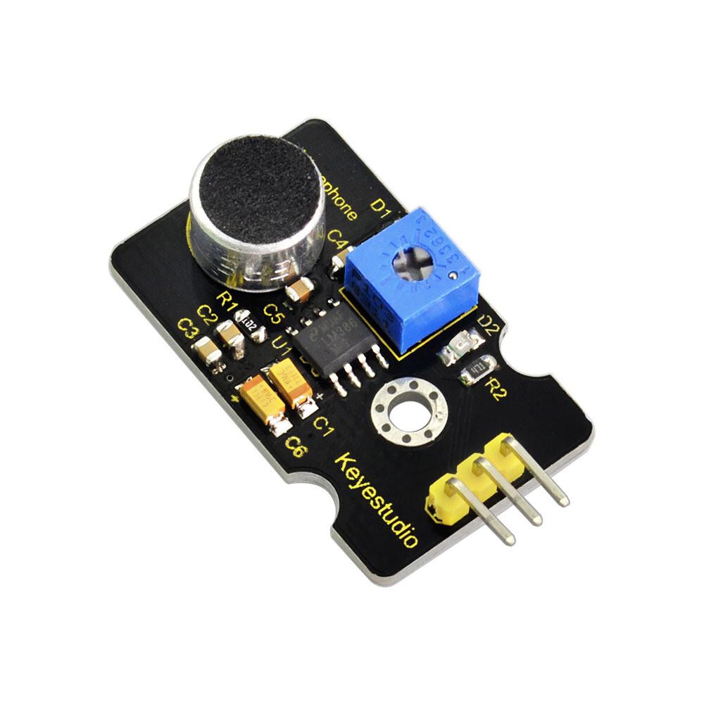 Sound Sensor Module for Arduino