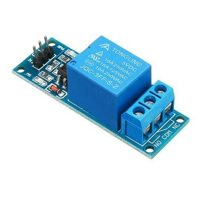 Single channel 5V relay module for Arduino