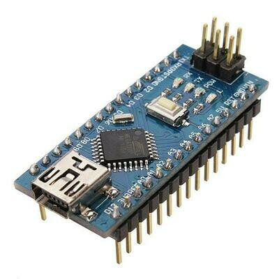 Arduino Nano Compatible + Free USB Cable