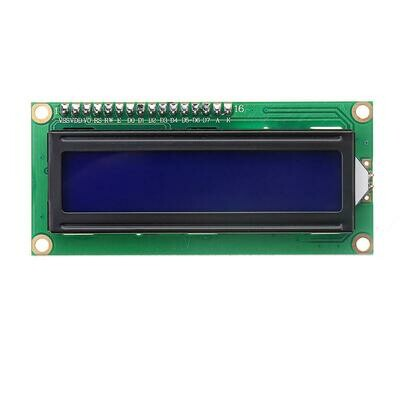 I2C 1602 Serial LCD for Arduino