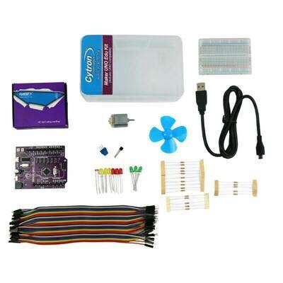 Maker Uno Edu Kit 10+1 (School Package)