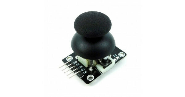 2 Axis Analog and Button PS2 Joystick Module for Arduino