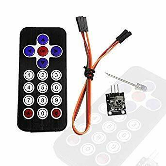 Infrared IR Wireless Remote Control Module Kits