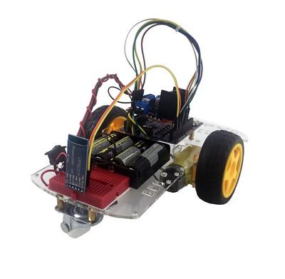 Maker Uno Bluetooth Robot Kit