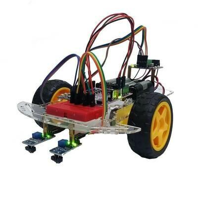 Line Following Mobile Robot Kit