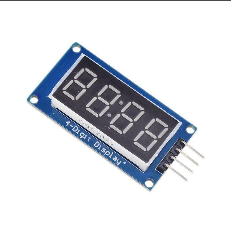 0.36 Inch 4 digit 7-segment TM1637 Module for Arduino