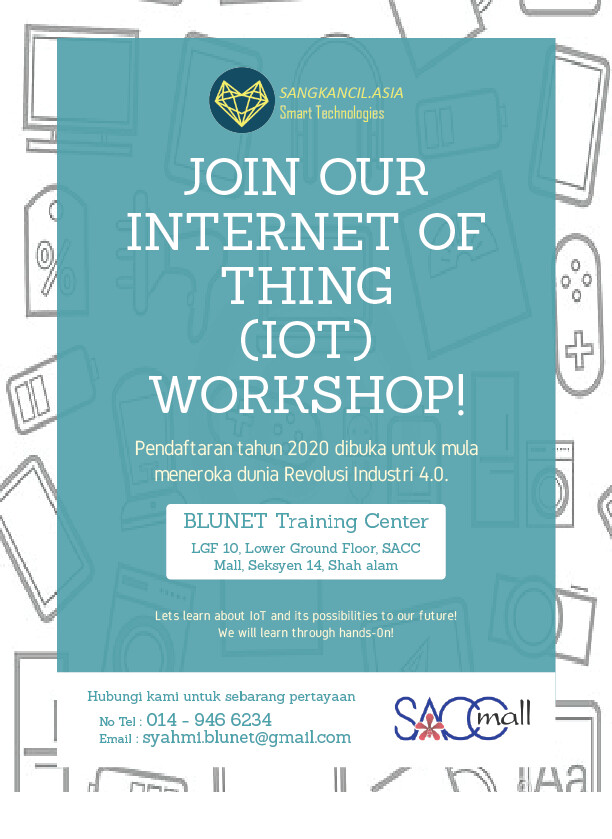 IoT Workshop for Beginner