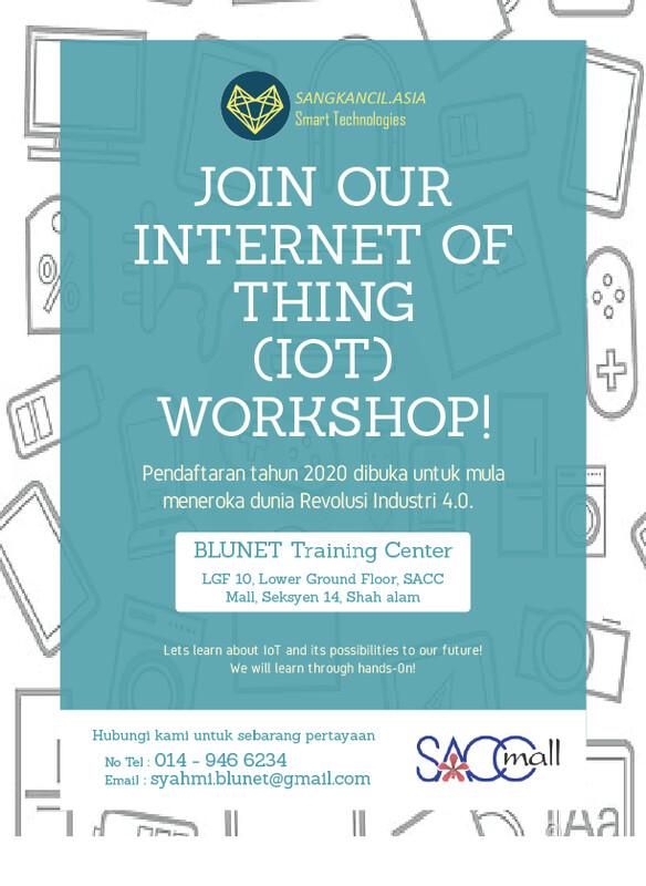 IoT Workshop for Beginner