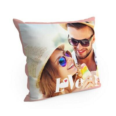 Cuscino con foto 38x38 cm Full Amore Moderno