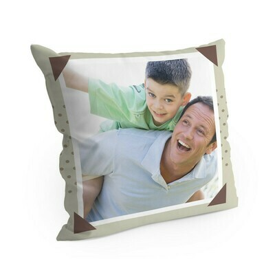 Cuscino con foto 38x38 cm Full Rikordi Dandy