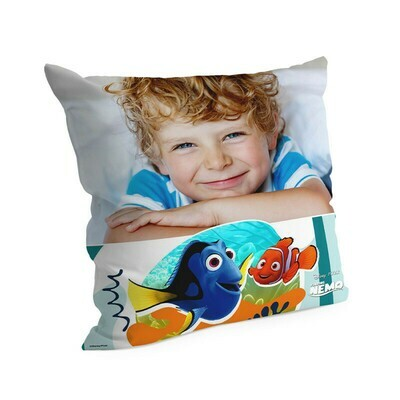 Cuscino con foto 38x38 cm Full Nemo