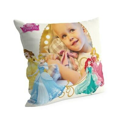 Cuscino con foto 38x38 cm Full Principesse