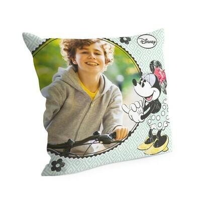 Cuscino con foto 38x38 cm Full Minnie Stamping