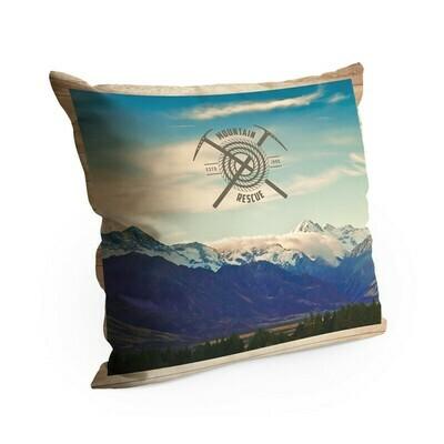 Cuscino con foto 38x38 cm Full Viaggio Montagna