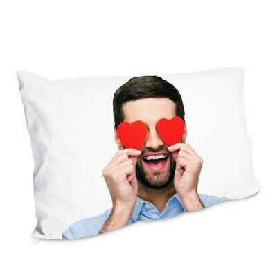 Federa per guanciale personalizzato Foto piena