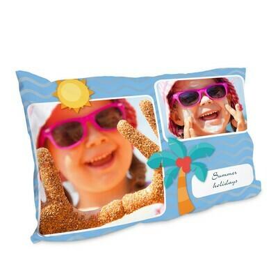 Federa per guanciale personalizzato Viaggio Mare
