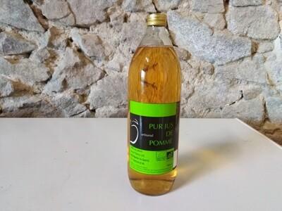 xx Jus de pommes (le litre)