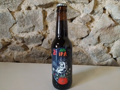 xxx Bière Black IPA Winter (33 cl)