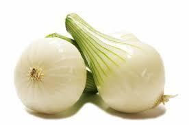 Oignon blanc (les 300 gr)