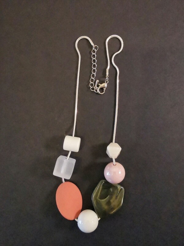 Achieve Pink Necklace