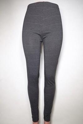 Comfort Checkered Print Leggings