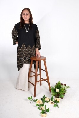 Pattern Long Tunic