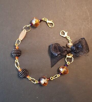 Dual Function Face Mask Extender & Bracelet (Hinonazo Beads)
