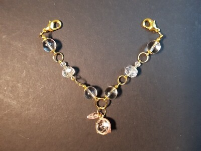 Dual Function Face Mask Extender & Bracelet (Kirei Beads)