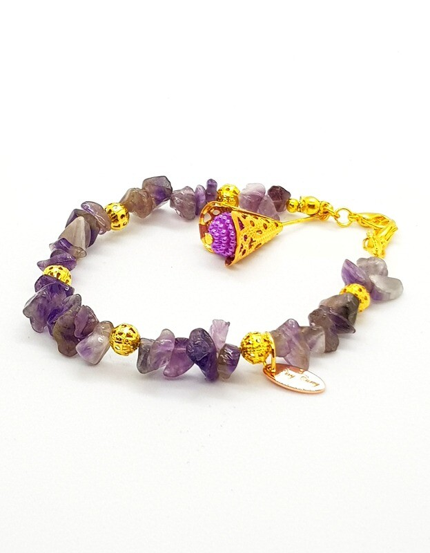 Dual Function Face Mask Extender & Bracelet (Chitose Pearl Beads)