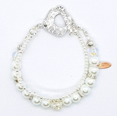 Bracelet Multi Level (Ohaiyo~ Beautiful Pearl Beads)
