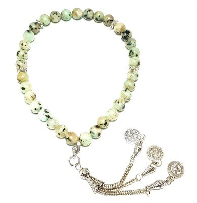 Tasbih Natural Gemstone 33 Beads