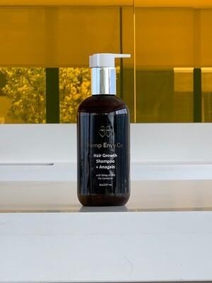 CBD Hair Growth Shampoo + Anagain 50 mg