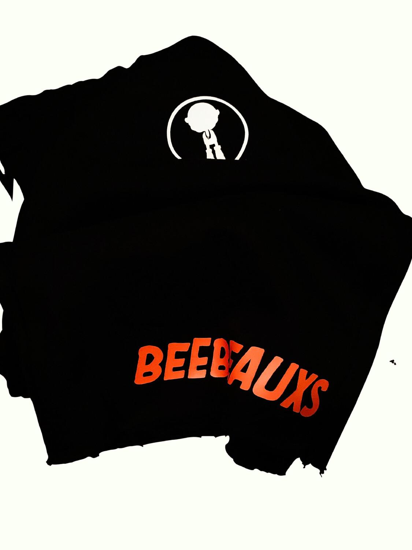 """BEEBEAUXS"" Shorts"