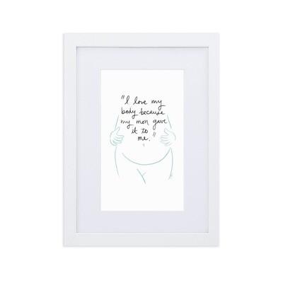Mother's Gift Frame