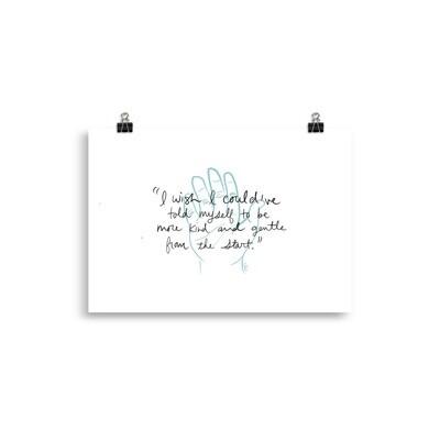 Gentle Print